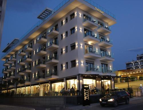 Hotel Bar Restaurant Triumf Shengjin