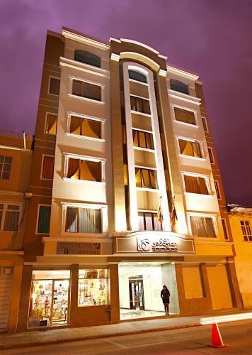 HotelHotel San Sebastián Loja