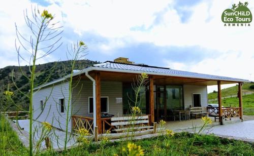 Eco Lodge In The Caucasus Wildlife Refuge