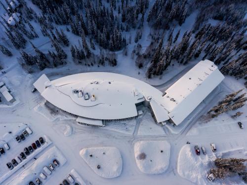 . Lapland Hotels Luostotunturi & Amethyst Spa