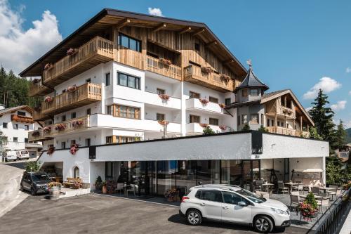 Hotel Ciasa Tamá Alta Badia-La Villa/Stern