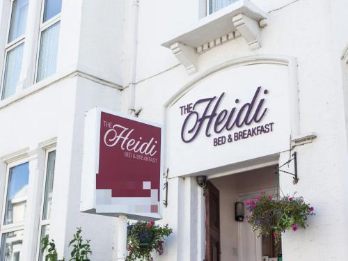 The Heidi Bed & Breakfast, Southport