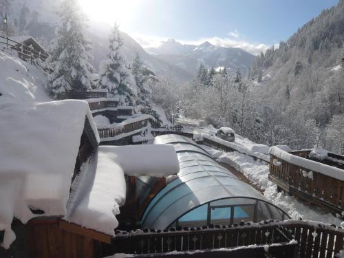 Résidence Les Edelweiss - Champagny en Vanoise