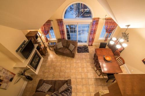 St-Sauveur Kosy Condo - Apartment - Saint-Sauveur-des-Monts