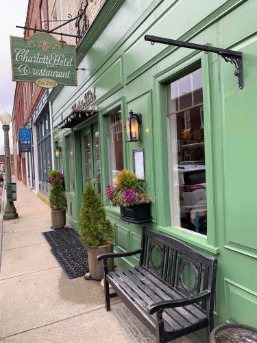 . The Charlotte Hotel & Restaurant