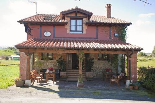 Accommodation in Valdáliga