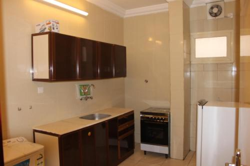 Luxury Two Bedroom Apartment with Balcony