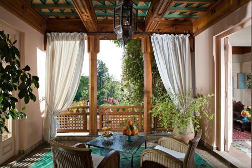 Avenu Jnane El Harti - Quartier de l'Hivernage, Rue Ibn Oudari, Marrakech 40000, Morocco.