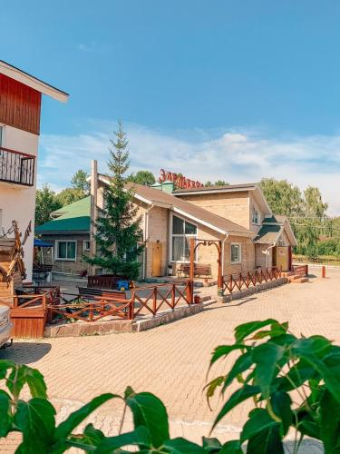 Edelweiss Hotel - Abzakovo
