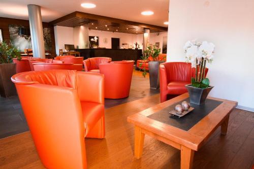 Hôtel du Rhône - Hotel - Sion
