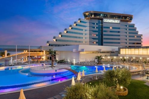 Hotel Olympia Sky, Croatia