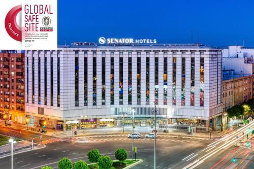 . Senator Parque Central Hotel