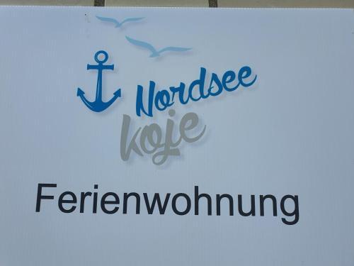 . Nordsee-Koje