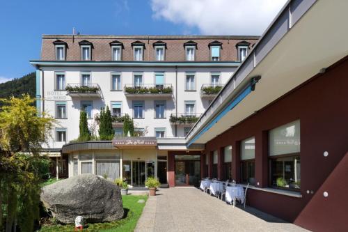 . Hotel Du Nord