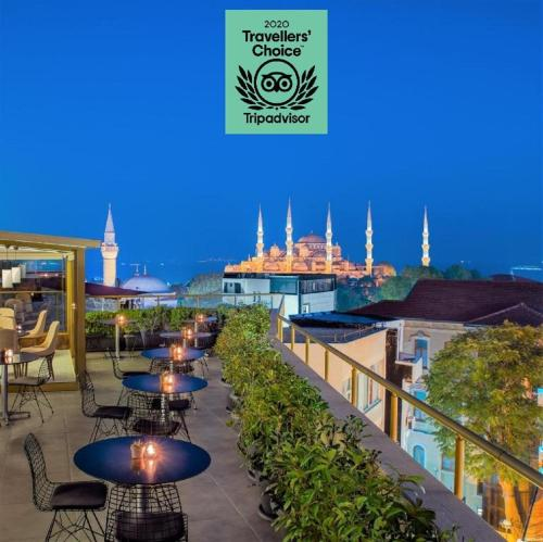 Tan  - Special Category, Pension in Istanbul
