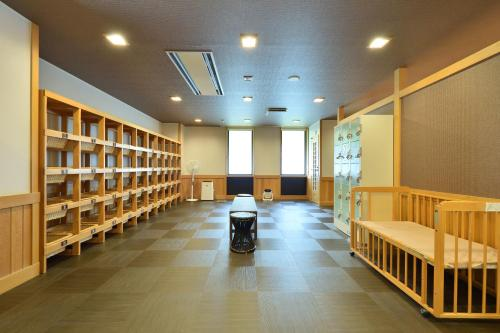유모토 시로가네-온천 호텔