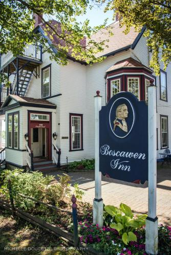 Boscawen Inn - Lunenburg, NS B0J 2C0