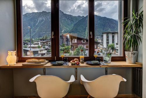 Chamonix City Center Luxury Studio Apartment Chamonix