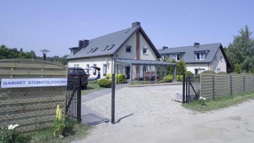 . Apartamenty Beata w Sasinie