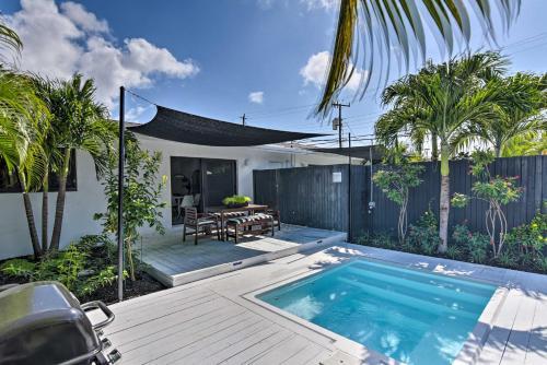 Inspiring Art Retreat 3Mi to Lauderdale Beach - image 4