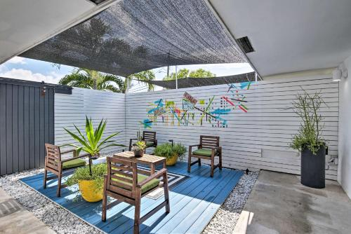 Inspiring Art Retreat 3Mi to Lauderdale Beach - image 5