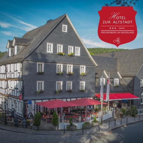 . Hotel zur Altstadt