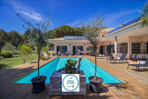 Buganvilias Do Meco Guest house, Pension in Sesimbra
