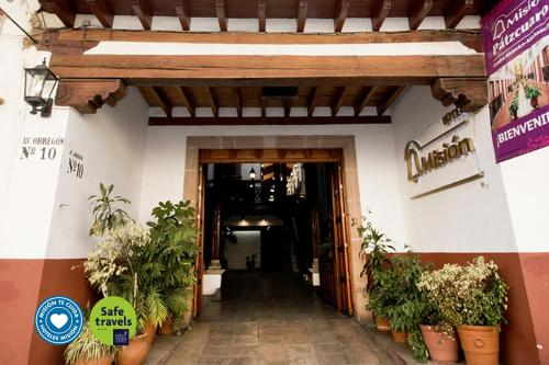 . Mision Patzcuaro Centro Historico