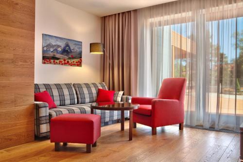 Privileged Lesna - with Garden Terrace - Hotel - Tatranská Lomnica