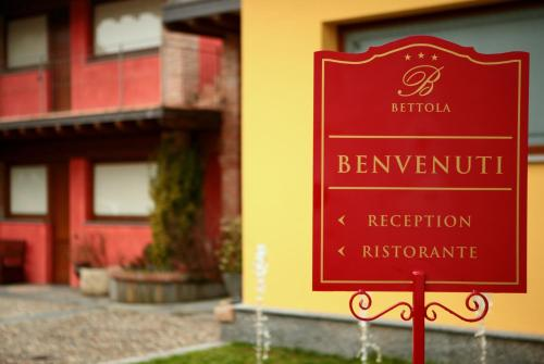 . Hotel Ristorante La Bettola