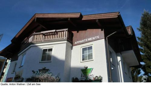 Appartments Anton Wallner Straße 9 Zell am See