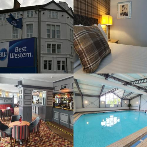 Best Western Stoke On Trent City Centre Hotel, Staffordshire