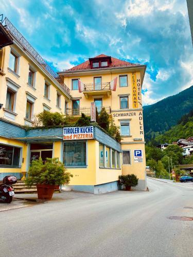 Hotel Schwarzer Adler - Landeck