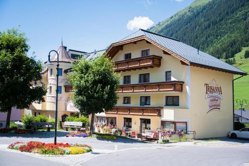 Alpenresidenz Trisanna - Accommodation - Ischgl