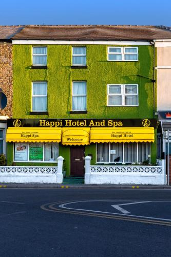 Happi Hotel And Spa
