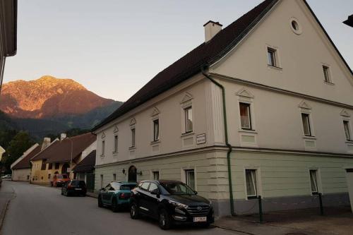 Kunterbunt in der Alten Hofschmiede - Apartment - Spital am Pyhrn