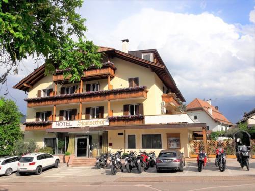 . Hotel Stamserhof