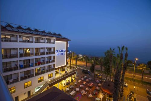 Alanya Eftalia Aytur Hotel adres