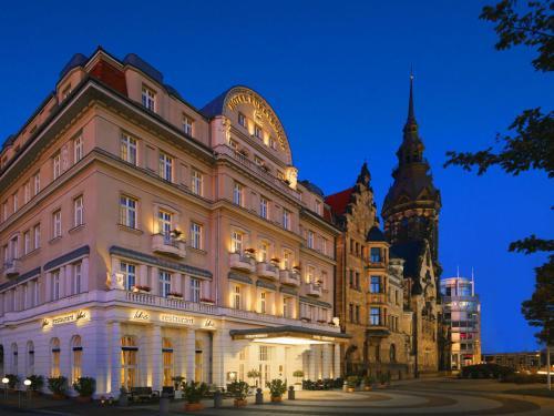 . Hotel Fürstenhof Leipzig