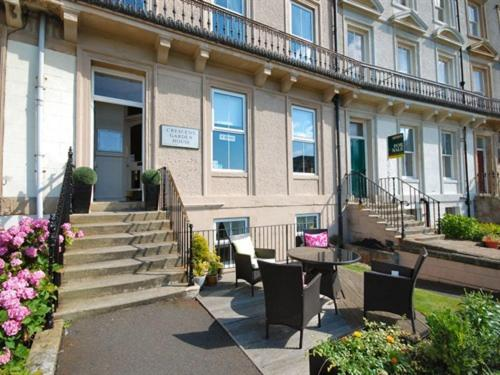 Crescent Garden House, Whitby Seafront