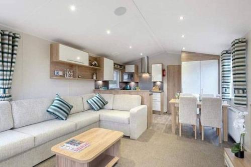 New Premium Chalet At Aria, Newquay Bay Resort, Porth, Cornwall
