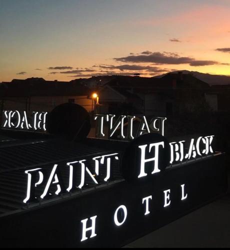 . Paint It Black Hotel & Spa