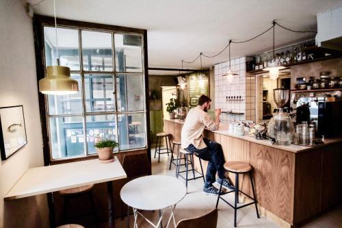 Woodah Boutique Hostel, Pension in Kopenhagen