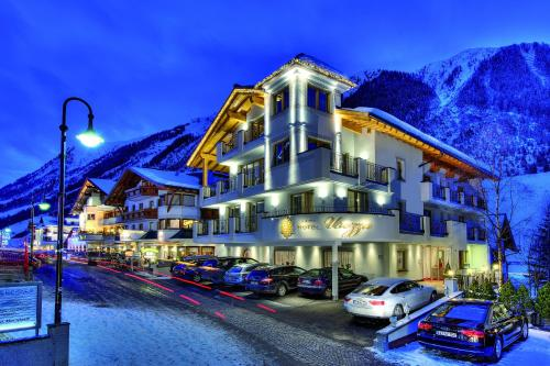 Hotel Garni Urezza Ischgl