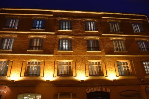 Hôtel Raymond 4 Toulouse - Hôtel - Toulouse