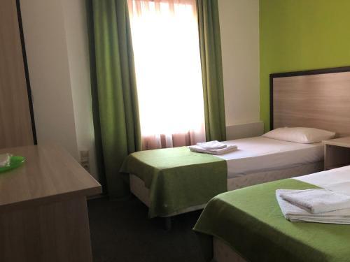 Отель Старая Можайка - Accommodation - Novoivanovskoye
