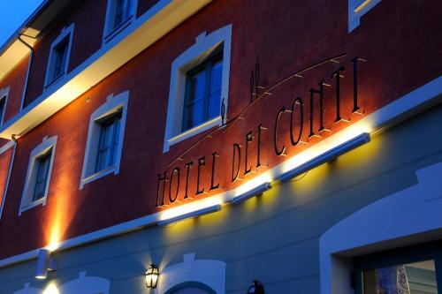 Hotel Dei Conti - Castelnuovo di Val di Cecina