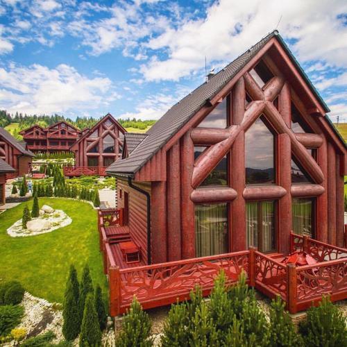 Mountain Resort Ždiar - Chalets - Accommodation - Ždiar