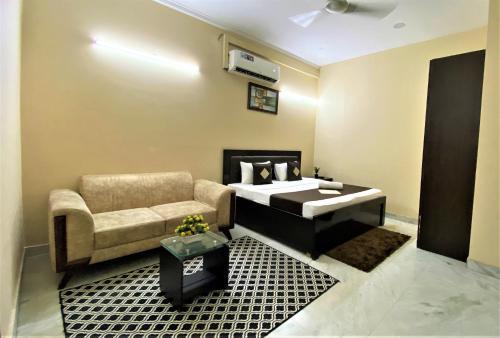 . Olive Service Apartments Noida