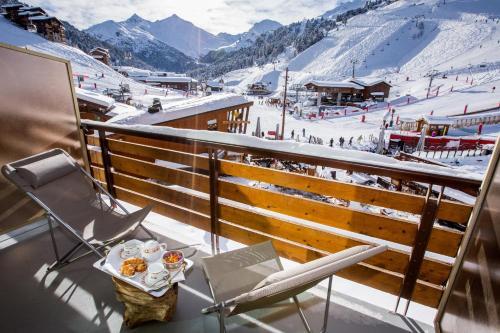 Hôtel Alpen Ruitor Meribel